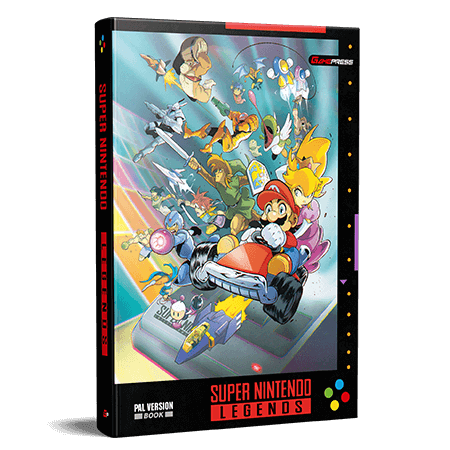 Libro Super Nintendo Legends