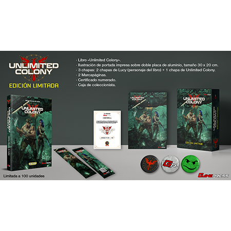 Unlimited Colony Edición Limitada
